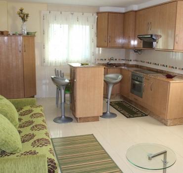 Cocina / salón